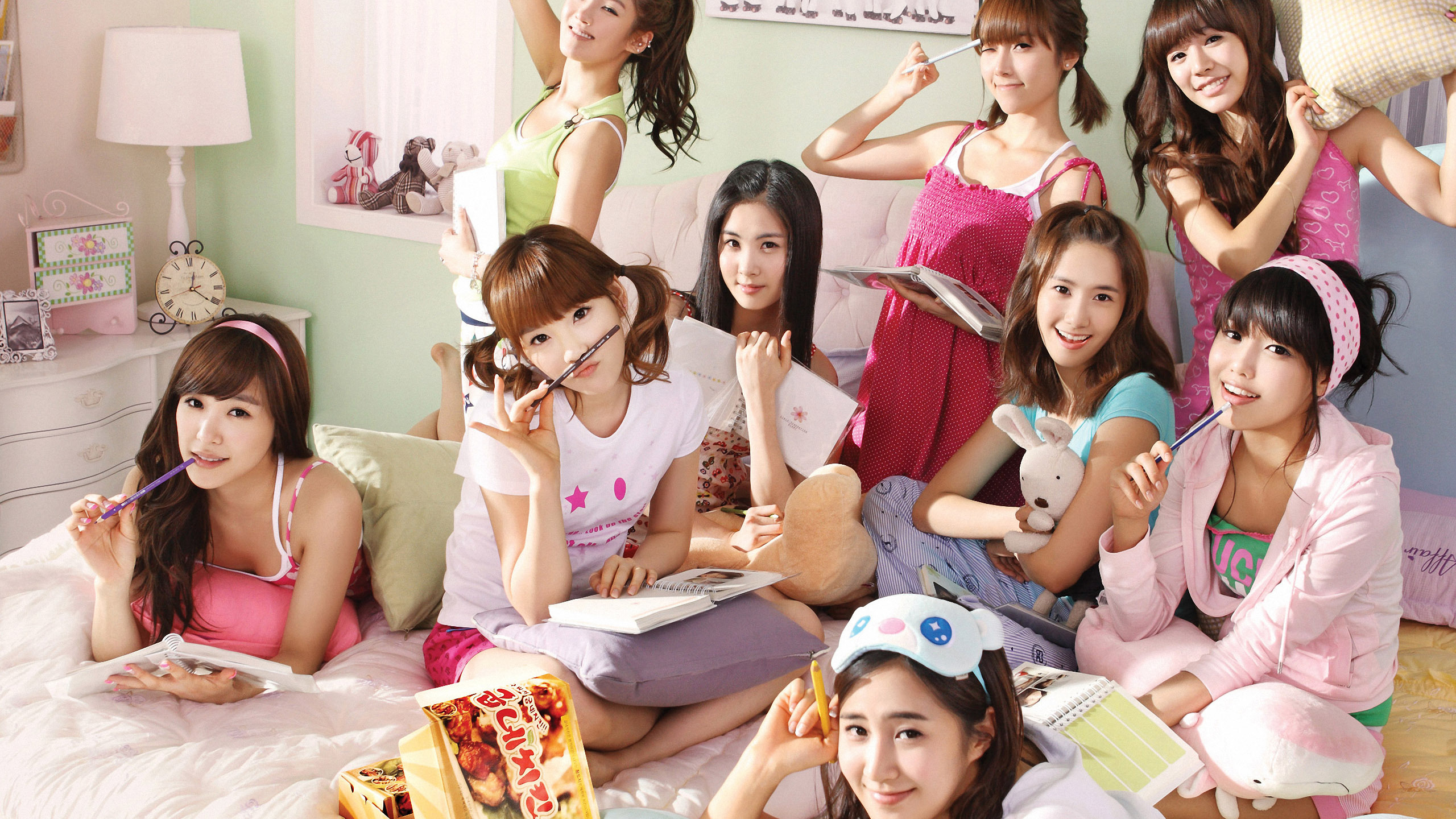 snsd-girls-at-the-pajama-party-38818