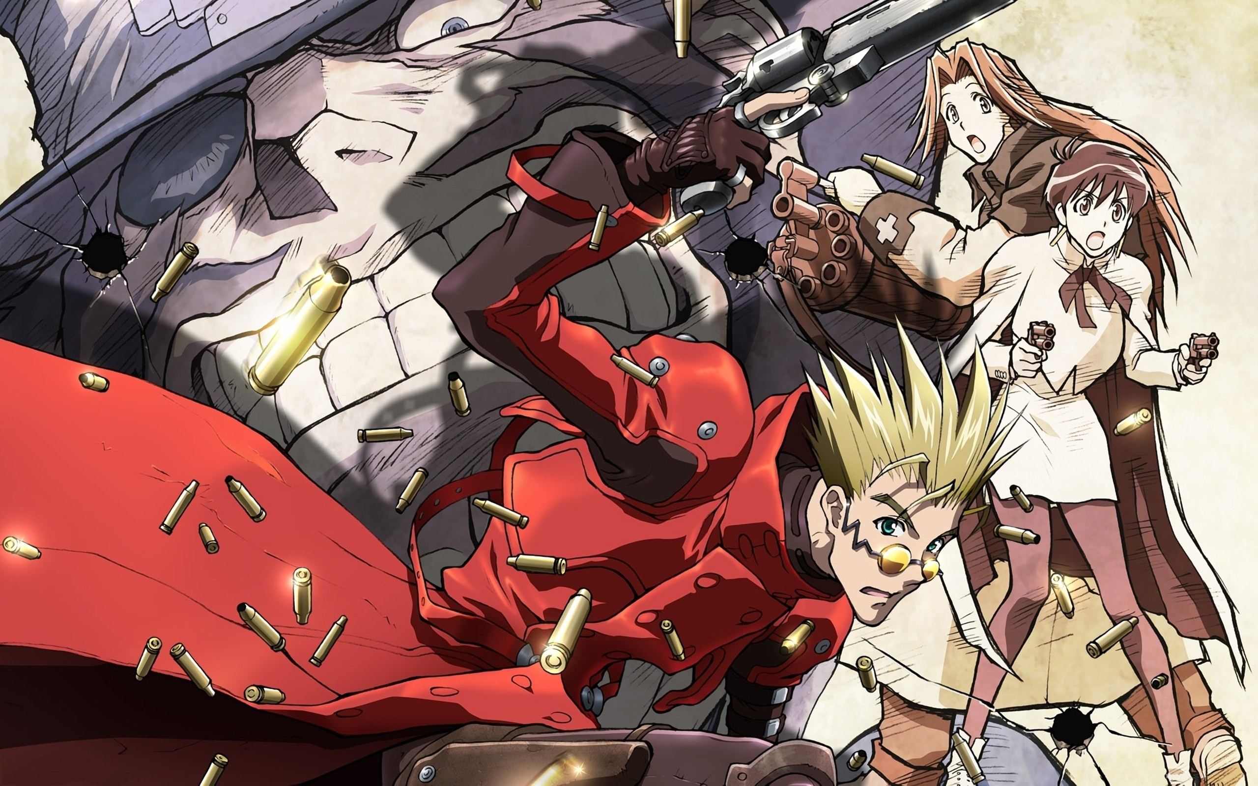 images about trigun - photo #40