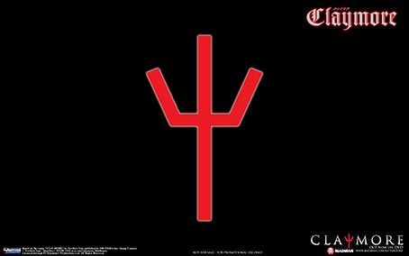 claymore-background