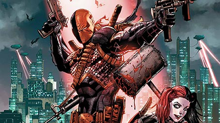 deathstroke-background
