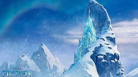 frozen-background