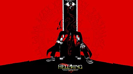 hellsing-background
