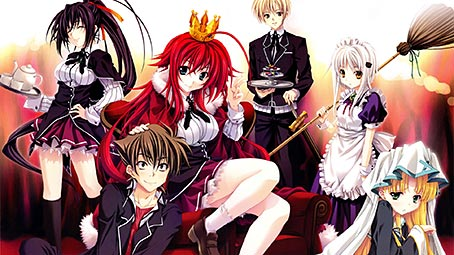 highschool-dxd-background