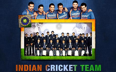 india-cricket-background