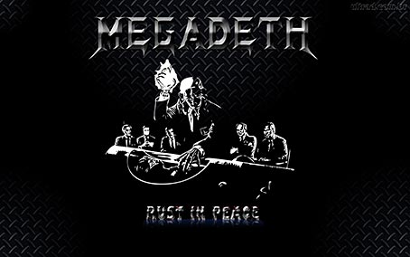 megadeth-background