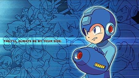 megaman-background