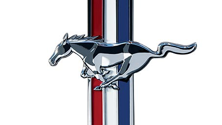 mustang-background