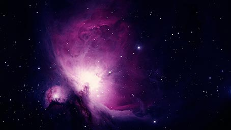 nebula-background