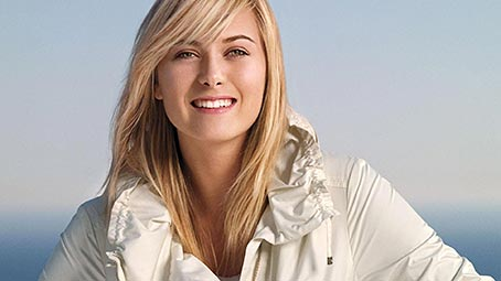 sharapova-background