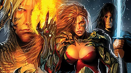 witchblade-background