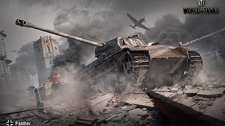 World of tanks и crossfire