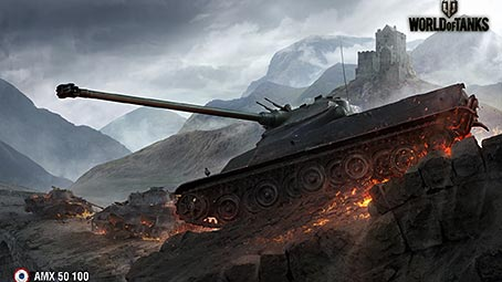Игру в битва танки world of tanks