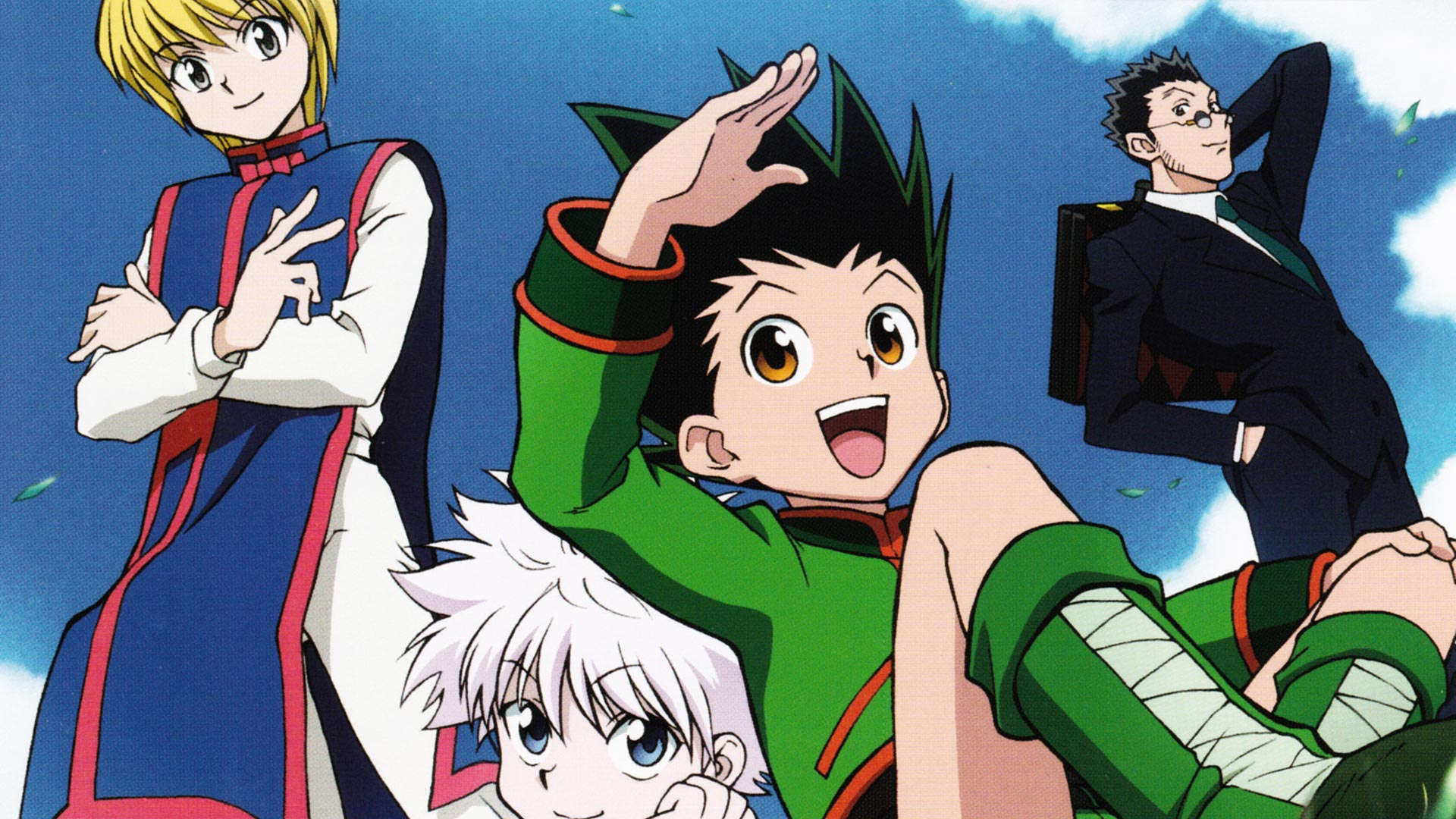 Hunter X Hunter Theme For Windows 10 8 7