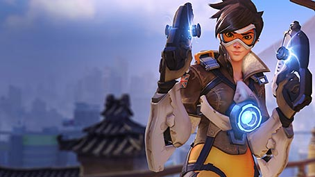 tracer-background