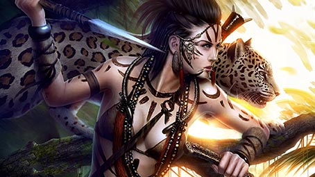 warrior-women-background