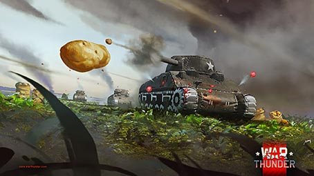 theme war thunder