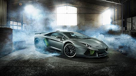 aventador-background