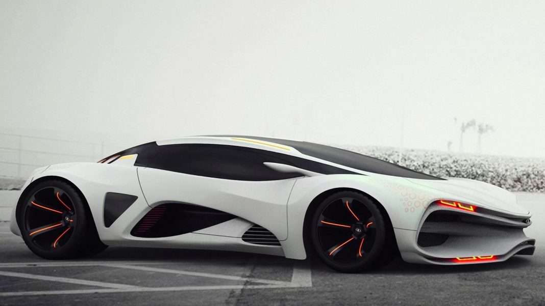 Concept Cars Theme For Windows 10