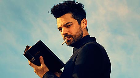 preacher-background