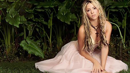 shakira-background