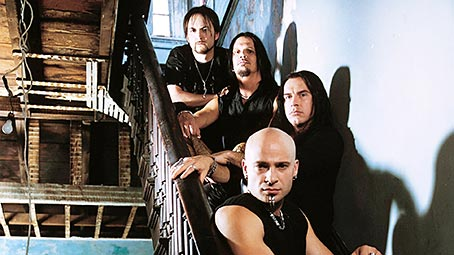 disturbed-background