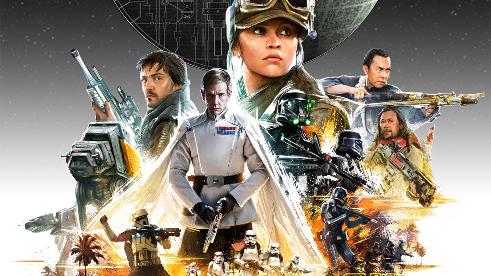 Star Wars Rogue One Wallpaper: Star Wars: Rogue One Theme For Windows 10