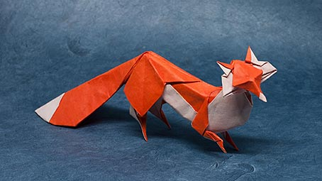 origami-background