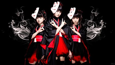 babymetal-background