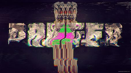 glitch-art-background