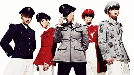 shinee-background