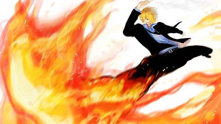 sanji-background