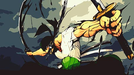 zoro-background
