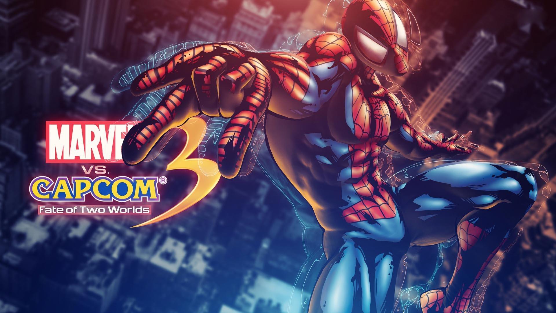 Marvel Vs Capcom 3 Theme For Windows 10 8 7
