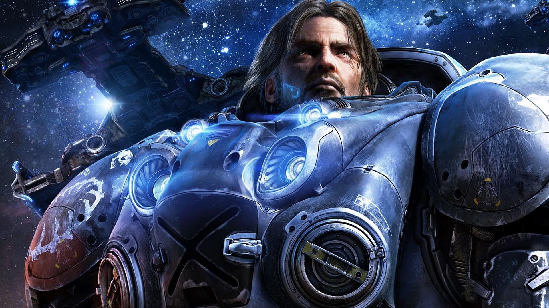 StarCraft II Theme for Windows 10 | 8 | 7