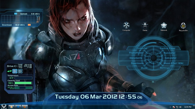 mass-effect-rainmeter