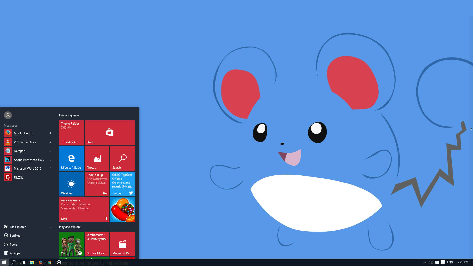 how to change color scheme in windows 10 automatically