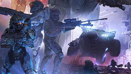 Halo 5 Theme For Windows 10 8 7