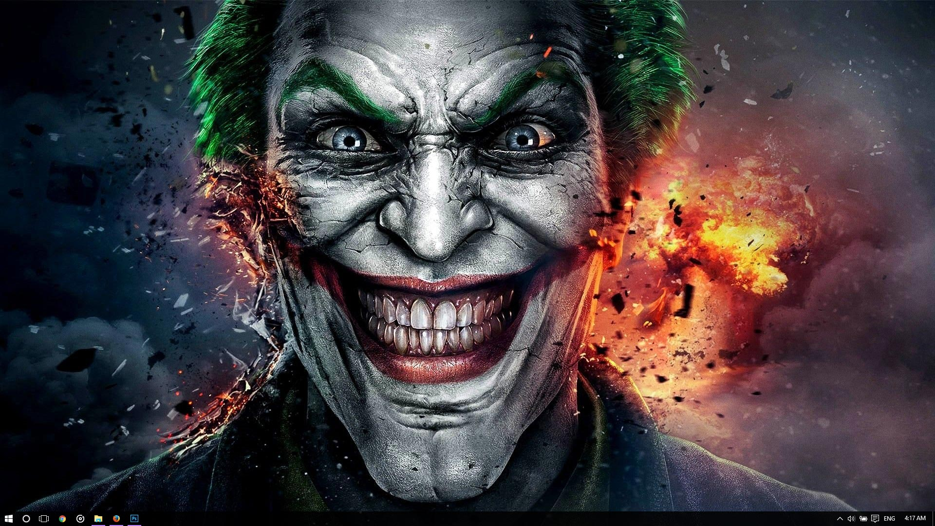 Joker Theme For Windows 10 8 7