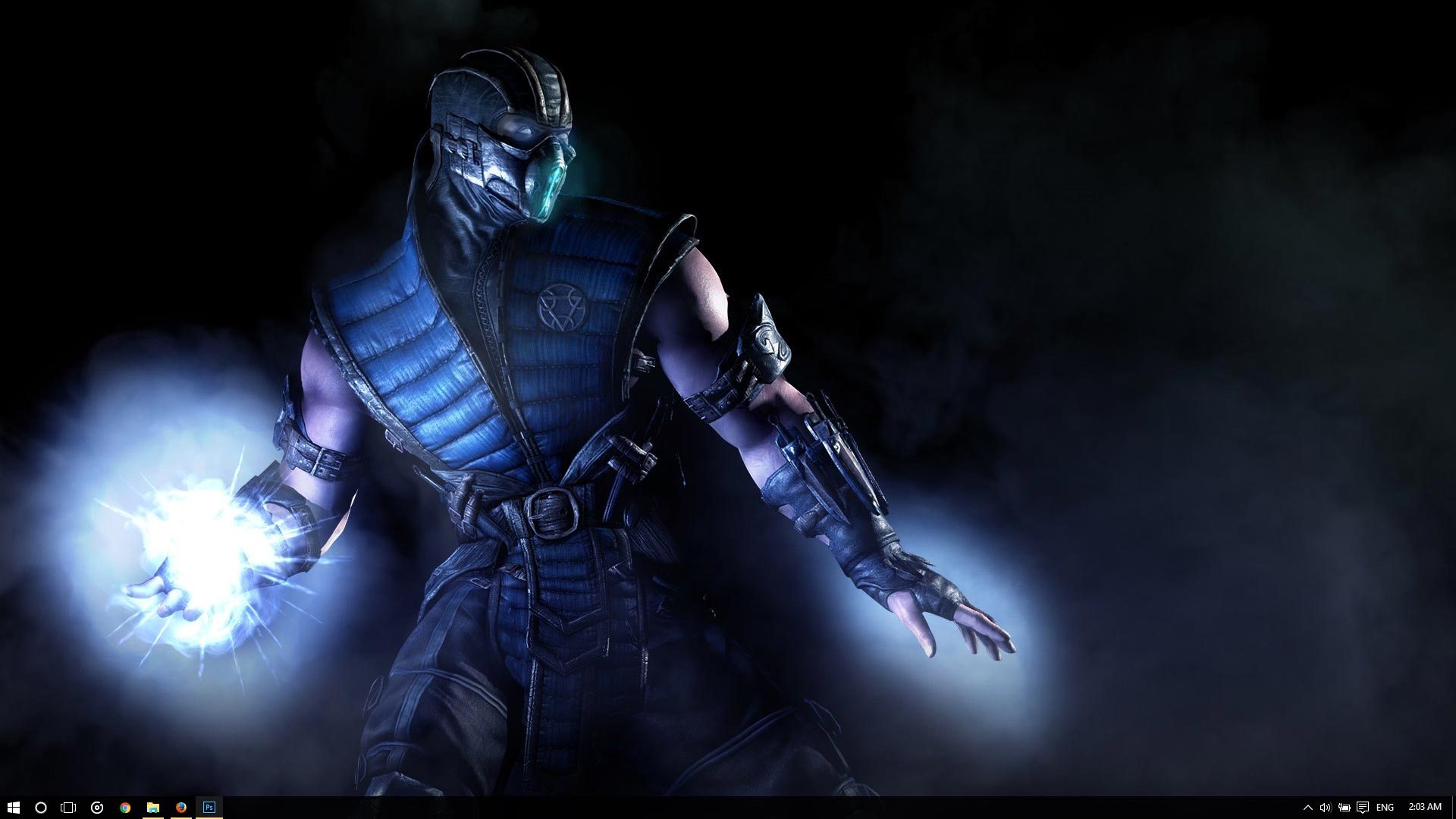 Mortal Kombat X Theme For Windows 10 8 7