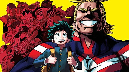 My Hero Academia Theme for Windows 10  8  7