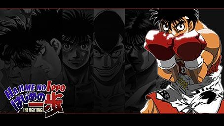 Hajime no ippo manga 1080