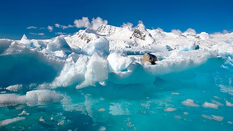 antarctica-background