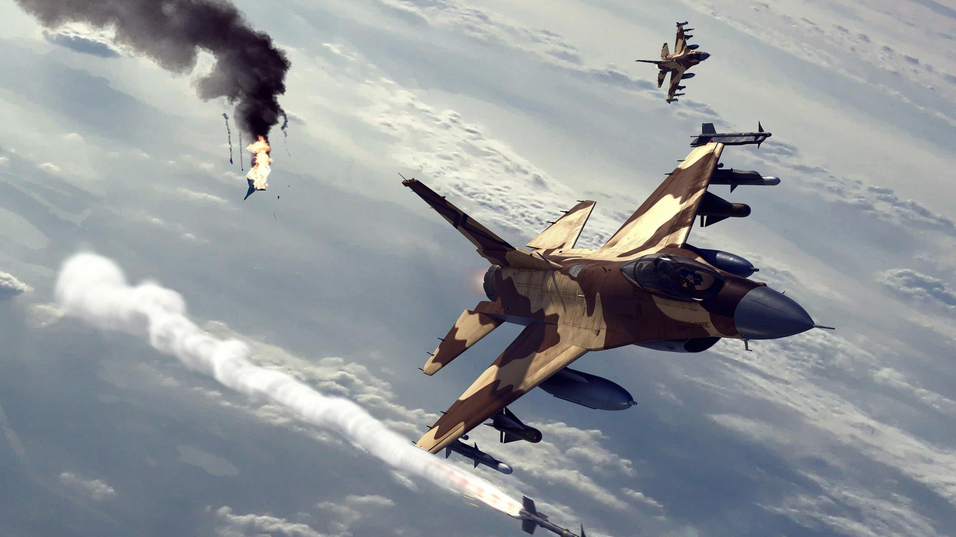 Fighter Jets Theme For Windows 10 8 7