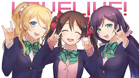 love-live-background