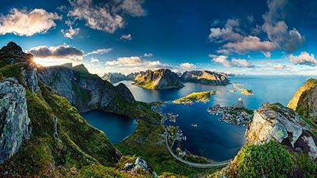 Norway Theme For Windows 10 8 7