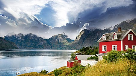 norway-background