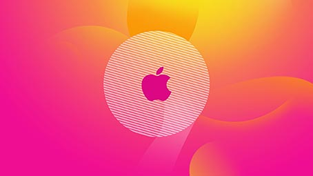 apple-background