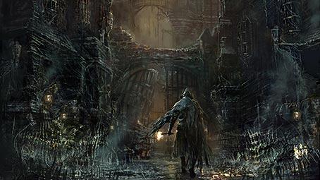 Bloodborne theme for windows 10 8 7 - Bloodborne download ...
