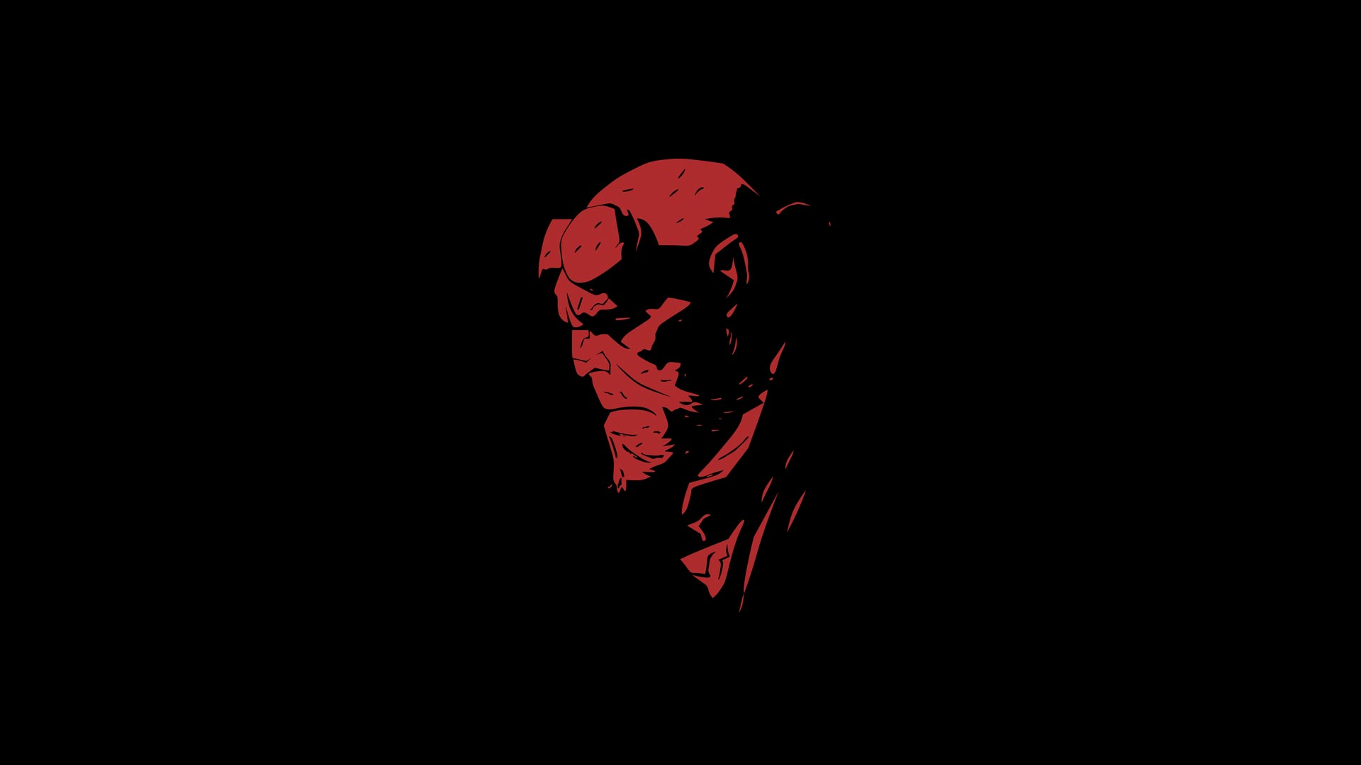 Hellboy Share On Facebook