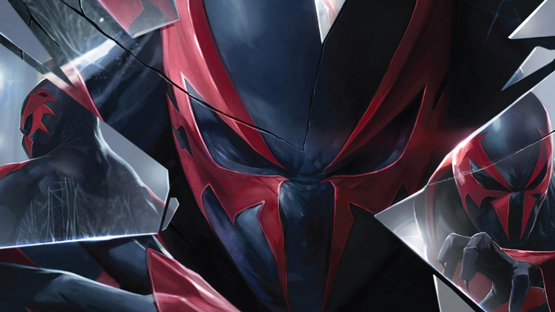 spider-man 2099 theme for windows 10 | 8 | 7